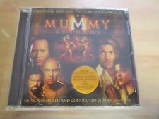 OST ( SOUNDTRACK ) - THE MUMMY RETURNS ( ALAN SILVESTRI ) - CD
