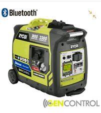 Ryobi RYI2300BTA Bluetooth Inverter Generator 2300 Watt WILL SHIP TO PR FREE