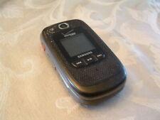 Samsung Convoy 2 SCH-U660 Verizon Wireless Flip Cell Phone Gray/Black *Tested*