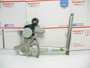 ♻️ 07 08 09 10 11 12 LEXUS LS460L REAR RIGHT PASS. SIDE WINDOW MOTOR REGULATOR