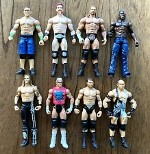 WWE Mattel Basic Action Figures Lot Wrestlers John Cena Edge Triple H Ryback HHH