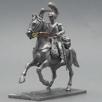 Tin soldier, Private French carabinieri, Napoleonic Wars, 54 mm