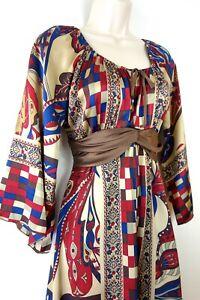 SINGLE Dress Designer Silk Dress by SINGLE