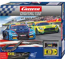 Carrera 30011 Digital132 GT Race Battle 7,3 m