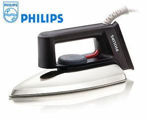 Philips Genuine Dry Iron HD1134 Low Power Consumption Technology 750 Watts