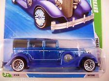Hot Wheels CLASSIC PACKARD 2010 TREASURE HUNT # 3/12 Classic 30's Style Packard