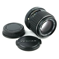 Asahi SMC Pentax-M 100mm F/2.8 Manual Focus PK Mount Prime Lens