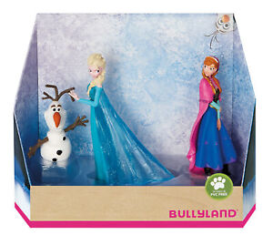 Bullyland 13446 - Frozen - Die Eiskönigin - Geschenkbox