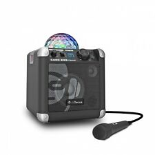 iDance BC10  Mobile Soundstation Bluetooth LED-Partylicht USB Mikro 50W schwarz