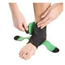 Mueller Green Eco-Friendly Adjustable Ankle Support Brace
