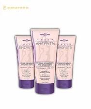 FRESH BREASTS Female Hygiene Antiperspirant 3.4 oz (3 PACK) The Solution for Wom