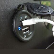 Golf Cart Phone USB Charger Dual Ports 1A 2.1A