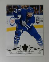 2018-19 18-19 UD Upper Deck Series 2 Base #419 John Tavares