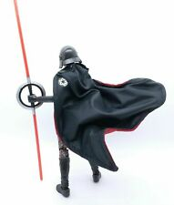 SU-C-2SS: Cape for Star Wars Black Series Second Sister Inquisitor (No Figure)