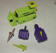 Transformers 1985 BONECRUSHER Constructicons DEVASTATOR complete G1 Vintage 513
