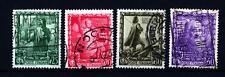 ITALIA - Regno - 1938 - Proclamazione dell'Impero - 20c. 25c. 60c. 50c.