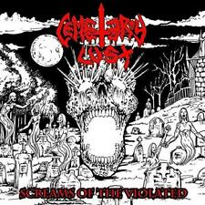 Cemetary Lust - Screams Of The Violated (NEW CD)