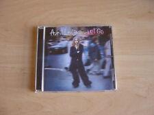 Avril Lavigne: Let go: Original CD.