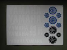 Yamaha  Aufkleber Weiß Yamaha Stickers White
