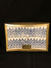 Vintage New Blue And White Artlin Pillowcases