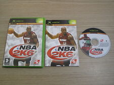 NBA 2K6 - PAL - Microsoft XBOX Game - Complete