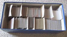 1980-1993-TOPPS BASEBALL CARDS-LOT OF OVER 1200-NMT