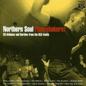 NORTHERN SOUL FLOORSHAKERS! 20 ANTHEMS & RARITIES FROM THE RCA VAULTS CD