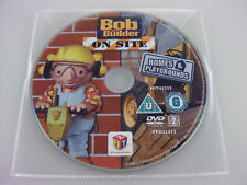 Bob the Builder DVD R2 PAL - in situ - Homes and Playgrounds infantil DISCOS