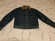 New listing Vintage 1970s 1980s Lee Storm Rider Denim jacket Must Read Story About This