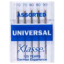Klasse Machine Needles Universal Assorted