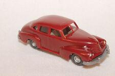 Wiking, 1950's Opel Kapitan Sedan, Original