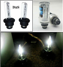 2x D2S Xenon White 6000K Bulbs 35W Replacement Low Beam For BMW X5 E53 2000-2006