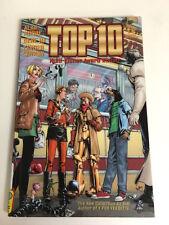 Top 10 Collected Edition Book 1 Graphic Novel Alan Moore Gene Ha Zander Cannon