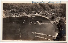Real Photo Postcard Overview of Horseshoe Bay British Columbia Canada~106424