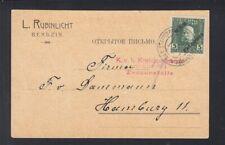 KuK Feldpost-PK Bendzin Polen Poland  1915