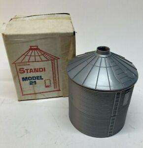 Vtg 1/64 Standi Model 21 Plastic Grain Bin New NIB