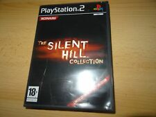 SILENT HILL COLLECTION LIMITED EDITION for PLAYSTATION 2 ps2 uk pal version