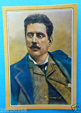 cards figurines picture cards figurine risorgimento italiano 325 giacomo puccini