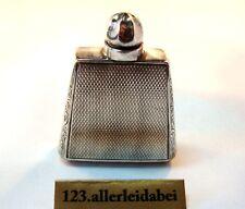 alter Parfümflacon Sterling Silber Parfüm Flacon Riechfläschchen Flakon / BG 178