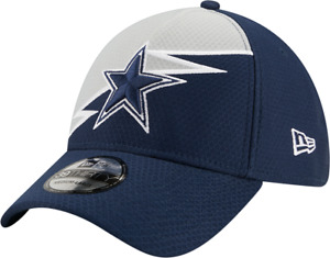 Sideline 1970 Home Dallas Cowboys New Era 39Thirty Cap
