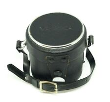 Yashica Hard Lens Case with Strap for Yashinon-Dx 35mm F/2.8 Genuine