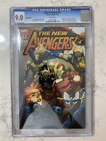 New Avengers #27 1:100 Variant CGC 9.0 1st Hawkeye As Ronin