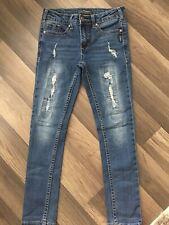 Girls Size 8- Silver Brand Jeans-EUC!