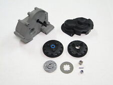 NEW TRAXXAS RUSTLER Transmission +Slipper Clutch & Gear Cover VXL RUE10