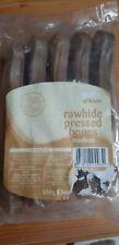 Rawhide pressed bones