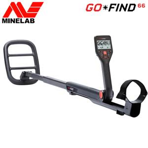 Minelab GO Find 66 Metalldetektor
