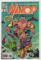 Namor The Sub-Mariner #46 (Jan 1994, Marvel) [Tiger Shark, Triton] Starblast X