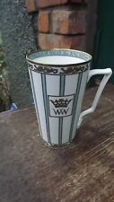 2003 Prince William 21st Birthday large tall mug from the Royal Collection