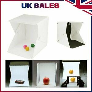 Portable Light Room Camera Photo Studio Photography Lighting Tent Kit Mini Box