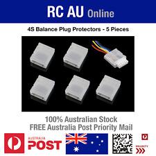 4S LiPo Balance Plug Protector Saver - 5 Pieces - Aust Post Priority Shipping